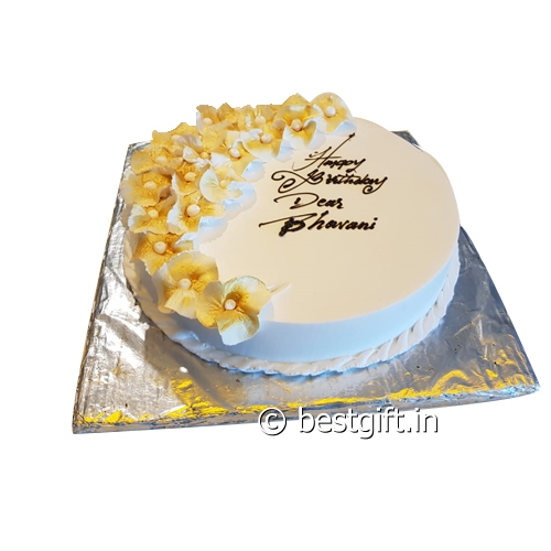 Pleasing Simple Birthday Cake Online Delivery Cubs Mysore Best T In Funny Birthday Cards Online Eattedamsfinfo