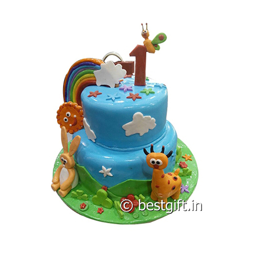 Order First Birthday Cakefrom 7th Heaven