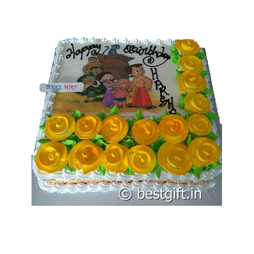 Order Photo Print Cakefrom Bake Way