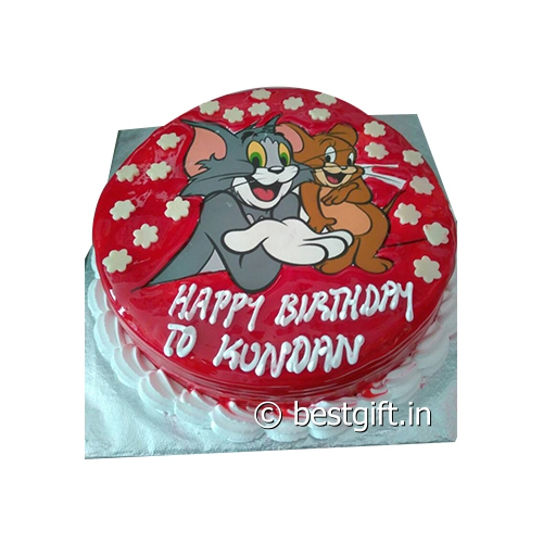 Order Tom n Jerry Photo Cakefrom Bake Way