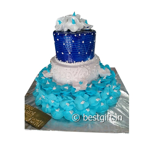 Order 3Tier Wedding Cakefrom Bake Way