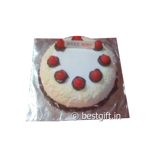 Order White Forest Cakefrom Bake Way