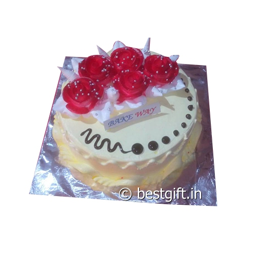Order Rose Cakefrom Bake Way