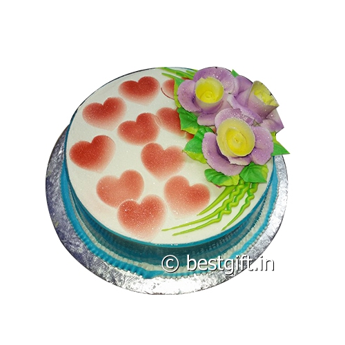 Order Little Hearts Cakefrom Hai Bakery Chef