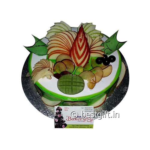 Order Special Fruit Cakefrom Hai Bakery Chef