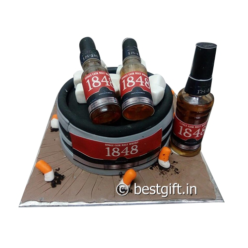 Order Beer Barrel Cakefrom Blaack Forest