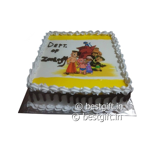 Order Photo Print Cakefrom Brown Bites Bakery