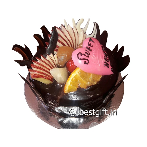 Order Chocolate Fruit Cakefrom Brown Bites Bakery