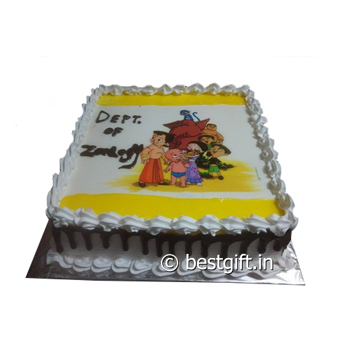 Order Photo Print Cakefrom Cake Waves