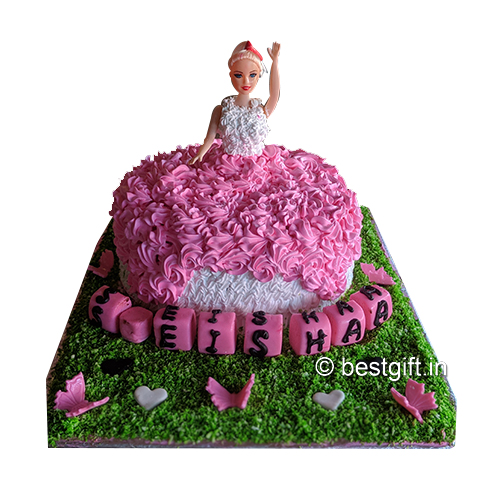 Order Barbie Cakefrom Cakes & Treats