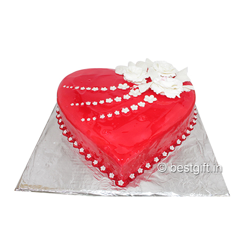 Order Strawberry Heart Cakefrom Cakes & Treats