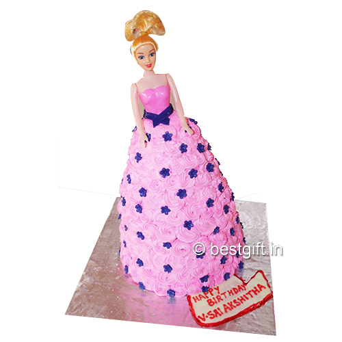 Order Barbie Doll Cakefrom Cakes & Treats