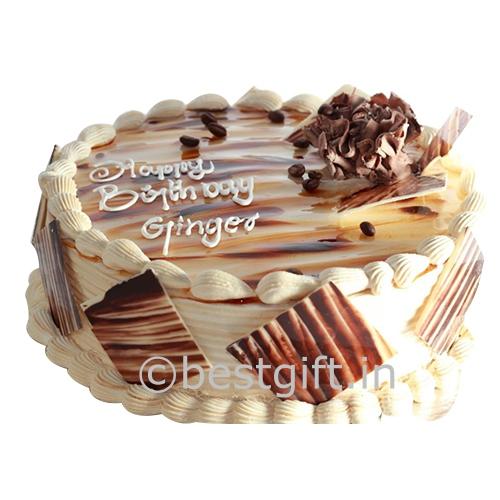 Fabulous Irish Coffee Cake Online Delivery Cocoabay Coimbatore Personalised Birthday Cards Vishlily Jamesorg