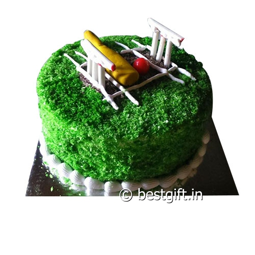 Order Cricket Theme Cakes In India