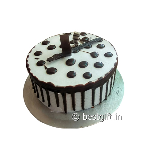 Order Choco Dots Cakefrom Honeybee Cake Shop