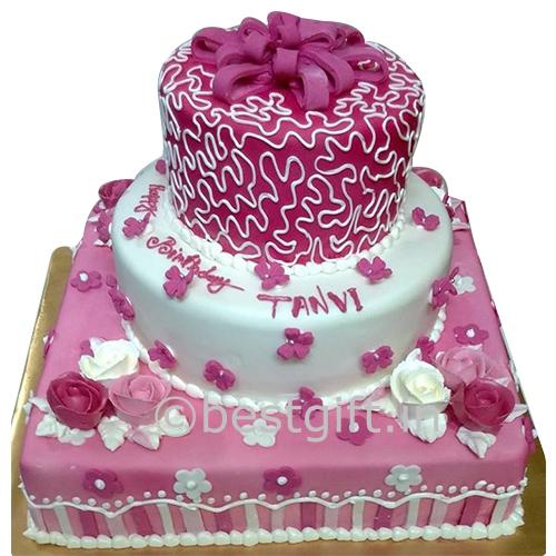 New Baby Shower Cakes Kolkata