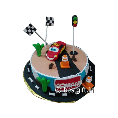 Order Mc Queen Car Cakefrom The Mad Bakers