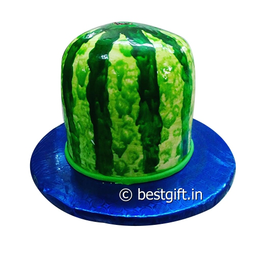 Order Watermelon Theme Cakefrom The Mad Bakers