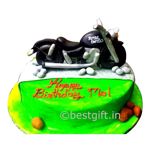 Royal Enfield Cake Online delivery The Sweet Art Chennai