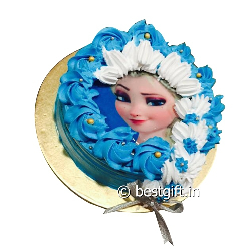 Order Elsa Theme Cakefrom The Cake Point