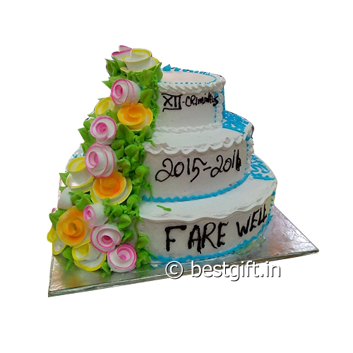 Order 3 Tier Wedding Cakefrom The Cake Point