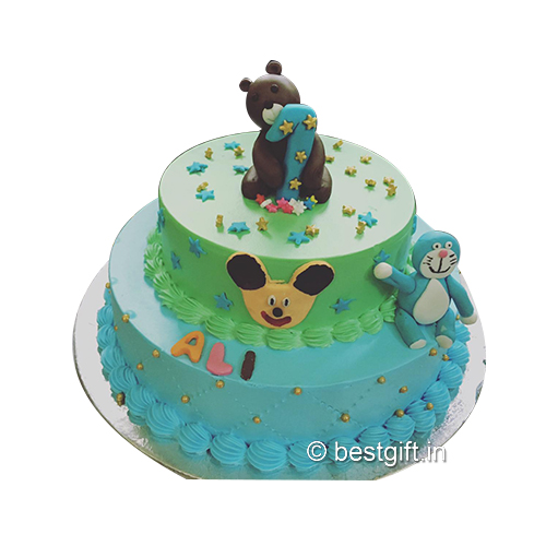 Order First Birthday Cakefrom The Cake Wala
